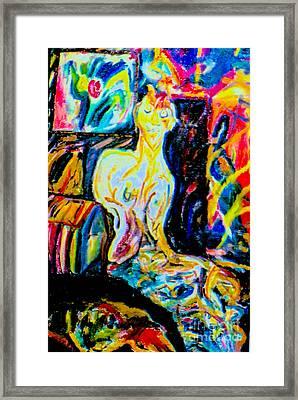 Joe D. Framed Print by Bill Davis