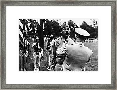 Joe Louis, Boxing Champ Becomes Framed Print by Everett