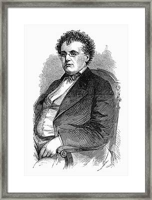 John Albion Andrew Framed Print by Granger
