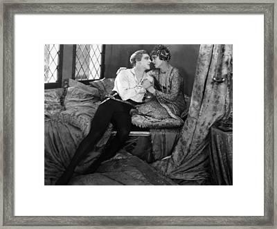 John Barrymore (1882-1942) Framed Print by Granger