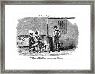John Brown Raid, 1859 Framed Print by Granger
