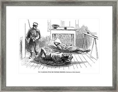 John Browns Raid, 1859 Framed Print by Granger