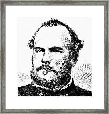 John Chivington (1821-1894) Framed Print by Granger