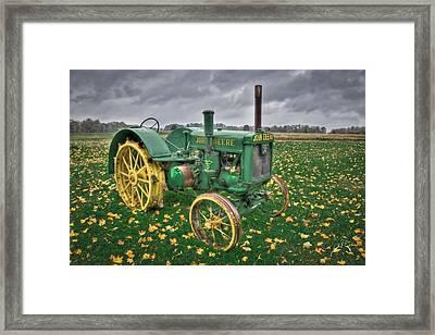 John Deere 1 Framed Print