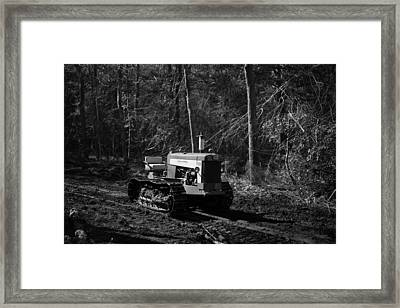 John Deere Tractors Model 430 Framed Print