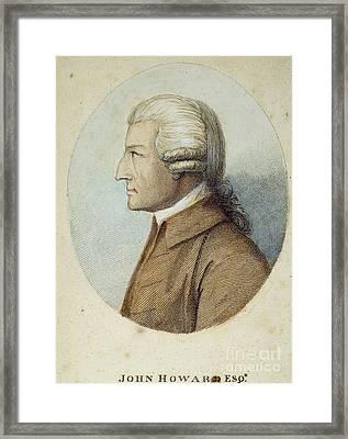 John Howard (1726?-1790) Framed Print by Granger