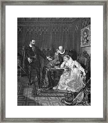 John Knox (1505-1572) Framed Print by Granger