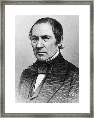John Macpherson Berrien (1781-1856) Framed Print