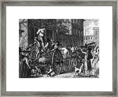 John Malcom (d. 1788) Framed Print