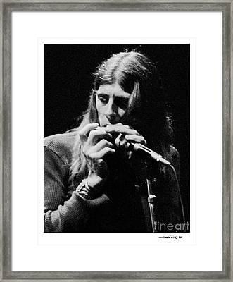John Mayall 2 Framed Print by Jonathan Fine