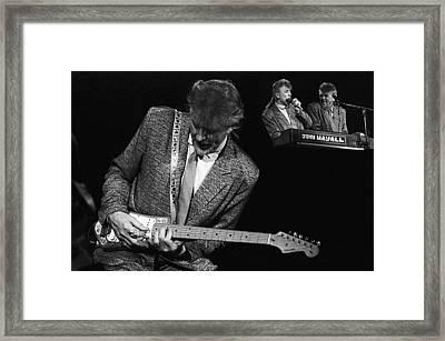 John Mayall Framed Print by Dragan Kudjerski