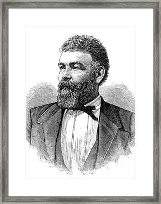 John Morrissey (1831-1878) Framed Print
