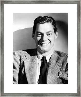Johnny Weissmuller, 1940 Framed Print by Everett
