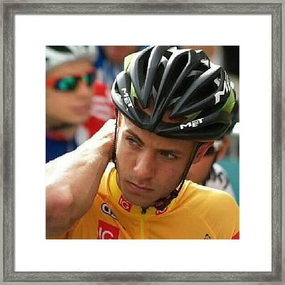 Jonathan Tiernan-locke #winner Of The Framed Print