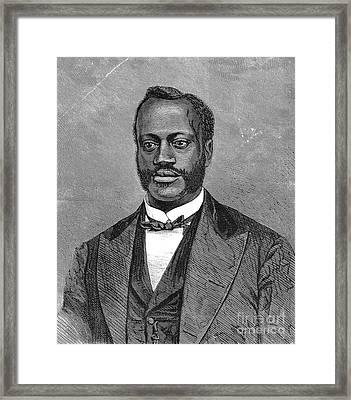 Jonathan Wright (1840-1885) Framed Print by Granger