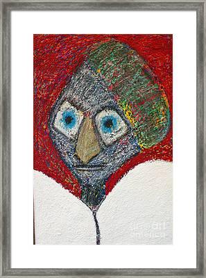 Jorge Framed Print by Bill Davis