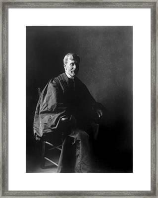 Joseph Mckenna 1843-1926, Associate Framed Print by Everett