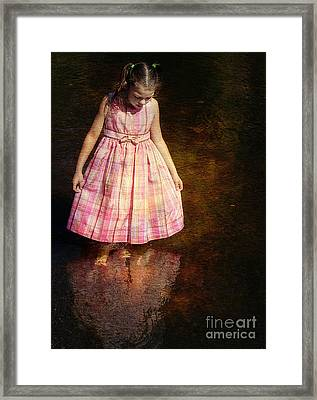 Josephine Framed Print by Billie-Jo Miller