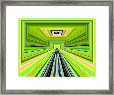 Josha Framed Print by Danny Lally