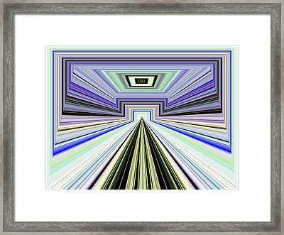 Josha No.3 Framed Print by Danny Lally