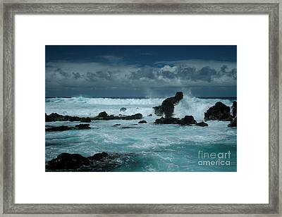 Journey Of Love Framed Print by Sharon Mau