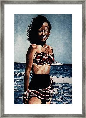 Joyce 1947 Framed Print