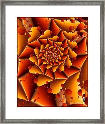 Joyous Framed Print
