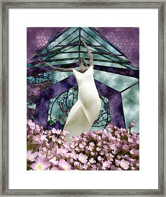 Jubilation Framed Print by Kurt Van Wagner