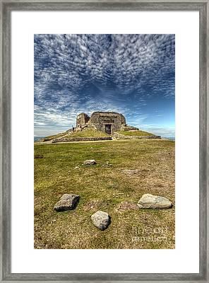 Jubilee Tower Framed Print by Adrian Evans