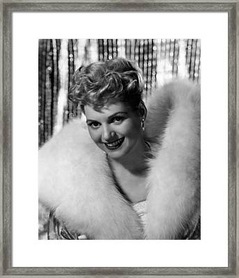 Judy Holliday, 1949 Framed Print by Everett