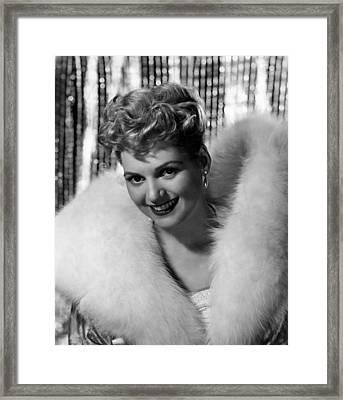 Judy Holliday, 1949 Framed Print