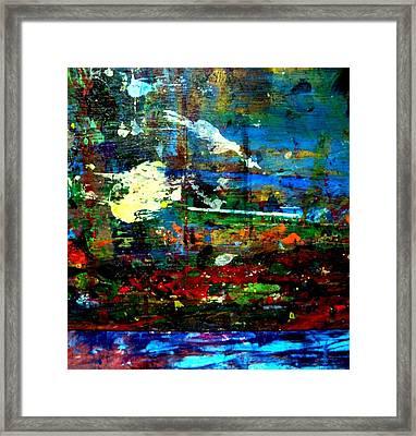 Jungle Boogie 120808-5 Framed Print by Aquira Kusume