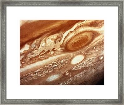 Jupiter Framed Print by InterNetwork Media