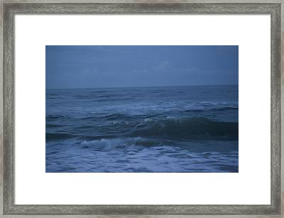 Just Before Sunrise Framed Print by Christina Durity