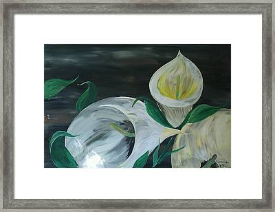 Just Romance  Framed Print by Mark Moore