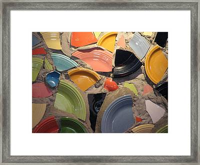 Just Smash It Framed Print by Shawn Hughes