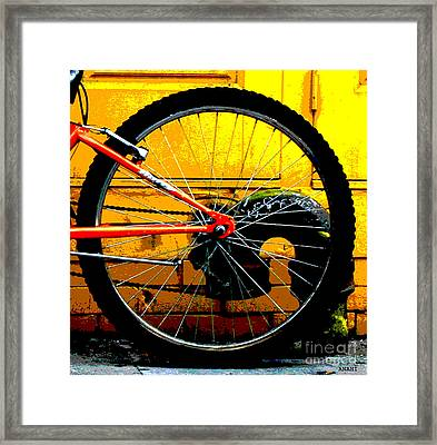 Juvenile Teen Licensing Art Framed Print
