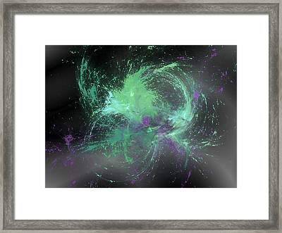 Kaavailla Framed Print by Jeff Iverson