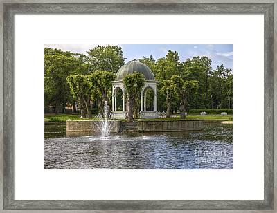 Kadriorg Park 2 Framed Print by Clare Bambers