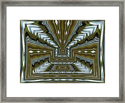 Kahlan No.2 Framed Print by Danny Lally