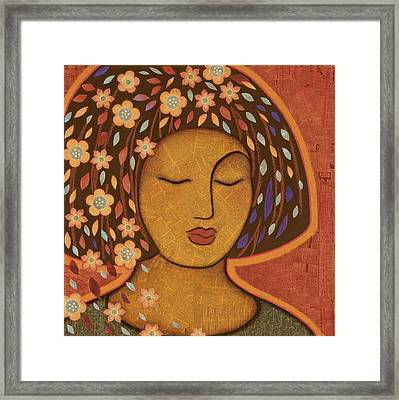 Kali Framed Print by Gloria Rothrock