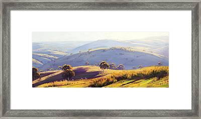 Kanimbla Valley Framed Print