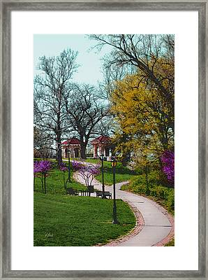 Kansas City Color Framed Print