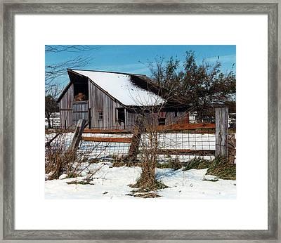 Framed Print featuring the photograph Kansas City Dream by Tanya Tanski
