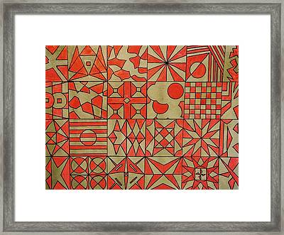 Karpaksh Framed Print by Sumit Mehndiratta