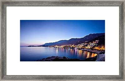 Framed Print featuring the photograph Kas by Okan YILMAZ