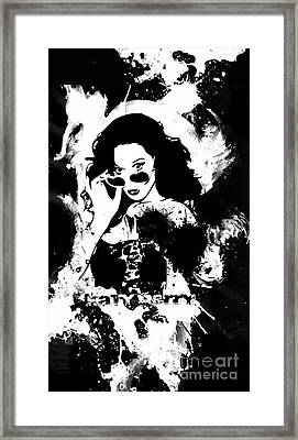 Katy Perry Framed Print by The DigArtisT