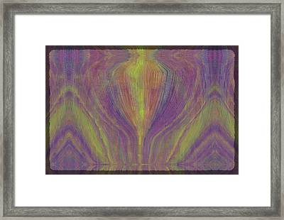 Keeper Of The Gate Framed Print by Tim Allen