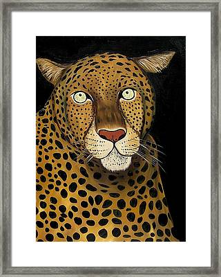 Keeping It Wild Framed Print by Lisa Aerts