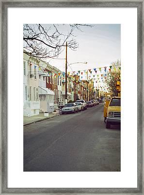 Kensington Framed Print by Photo courtesy of jenellerittenhouse.com